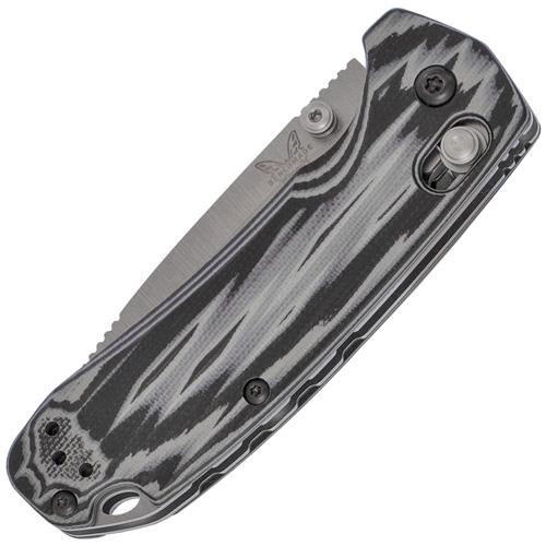 Benchmade 15031 Hunt North Fork Satin Blade Folding Knife