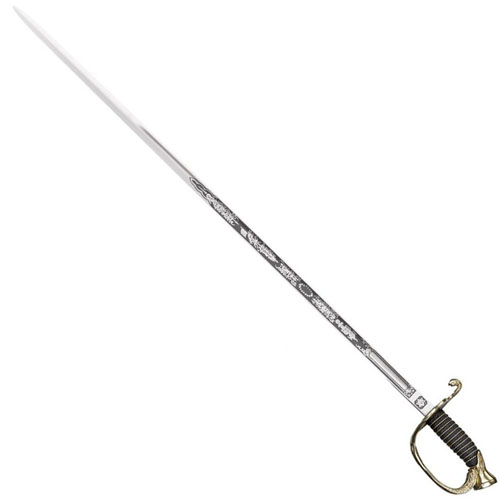 Cold Steel US Naval Officer's Sword - Ray Skin Handle