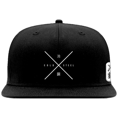 Cold Steel 94HCSX Embroidered Hat - Black