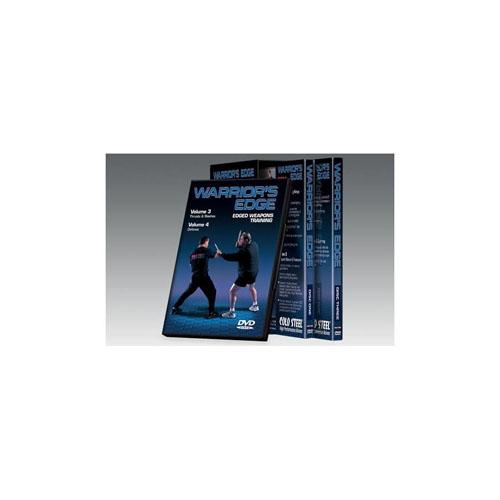 Cold Steel Warriors Edge DVD Set