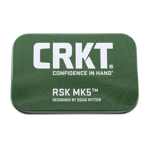 CRKT Ritter Survival Fixed Knife