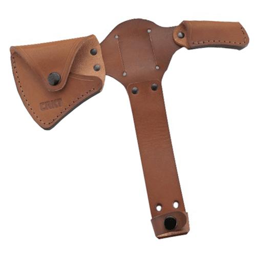 CRKT D2735 Woods Kangee Tomahawk Leather Sheath