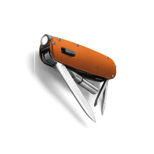 Gerber 30-000376 Orange Fit Light Tool