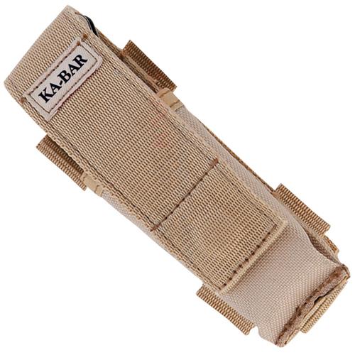 Ka-Bar 3-3052S-0 Polyester Sheath Desert Tan Fits Mule Folders