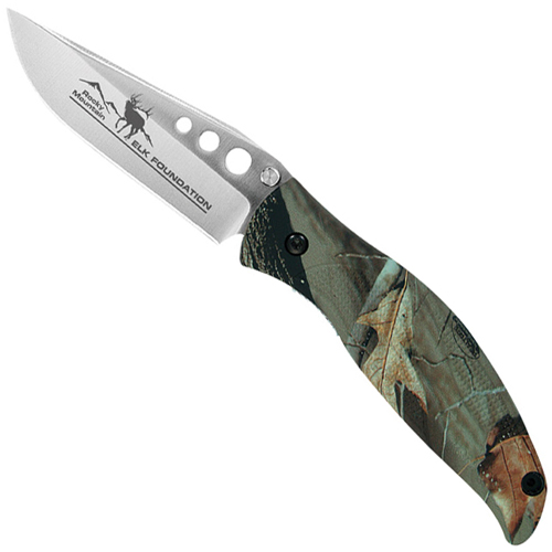 Kershaw Whirlwind RMEF Knife