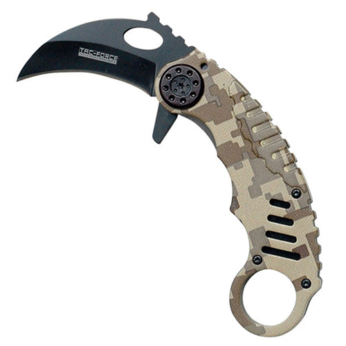 TAC-Force TF-620DM Karambit Spring Assisted Folding Knife