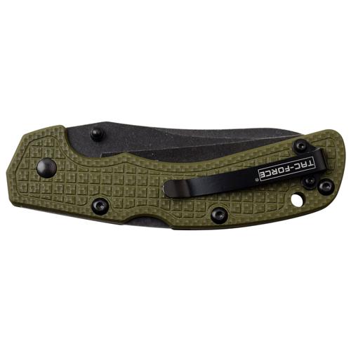 Tac-Force Milled G10 Handle Folding Knife