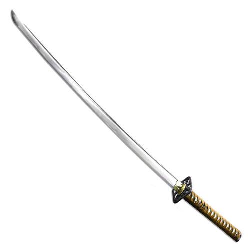 Tenryu Handforged Brown Scabbard Samurai Sword