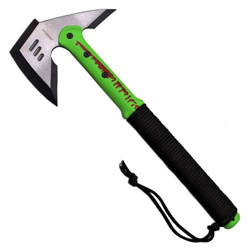 Z Hunter ZB-AXE1 Silver Blade With Black Edges - Axe