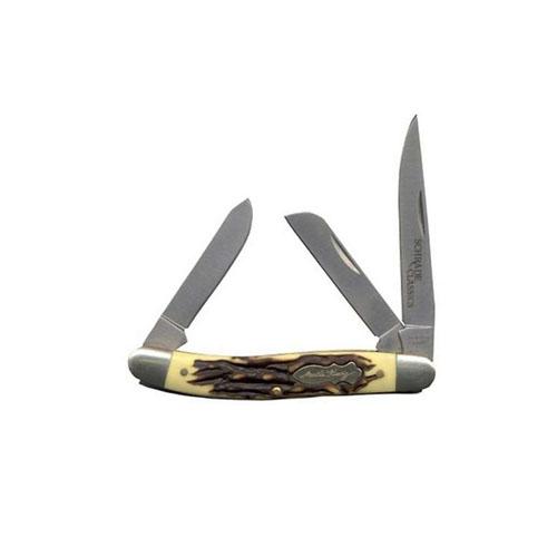 Premium Stock 3 9/16 Inch Es Closed 3 Blade CP