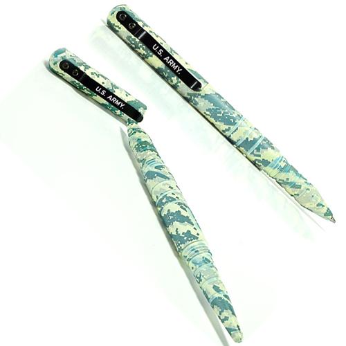 Schrade US Army Tactical Brown MARPAT Camo Pen
