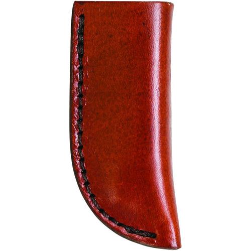 Schrade LS4 Medium Leather Single Vertical Carry Knife Sheath