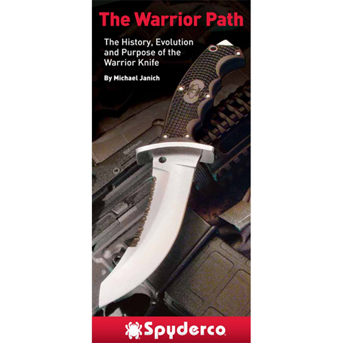 The Warrior Path Softcover Booklet - 75 Pages