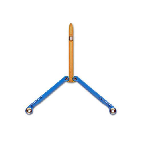 Spyderco YUS104 Baliyo Orange And Orange Pen