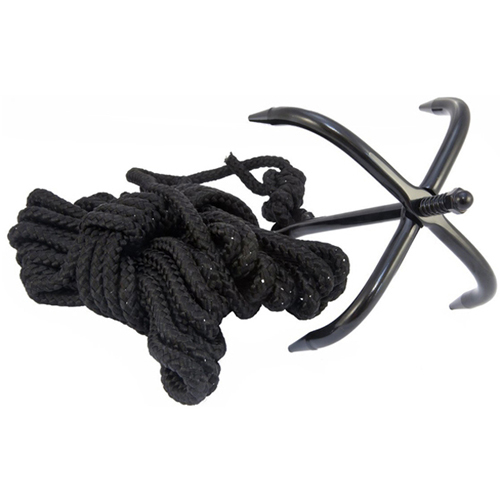 BKV106 Black Hornet Folding Grappling Ninja Hook