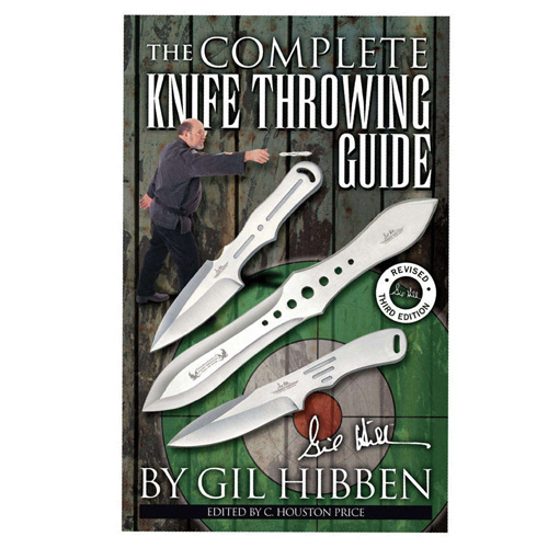 Gil Hibben Thrower Knife Guide