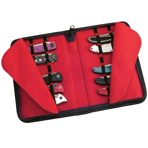 United Cutlery Small Holds Over 15 Knife Storage Case