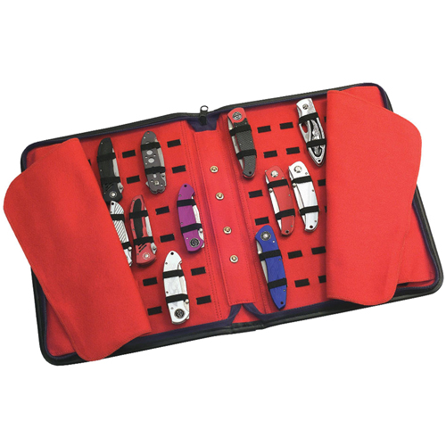 United Cutlery Large Holds Over 40 Knife Storage Case