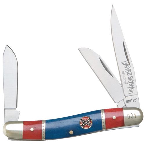 United Cutlery Lynyrd Skynyrd Rebel Stockman With Tin