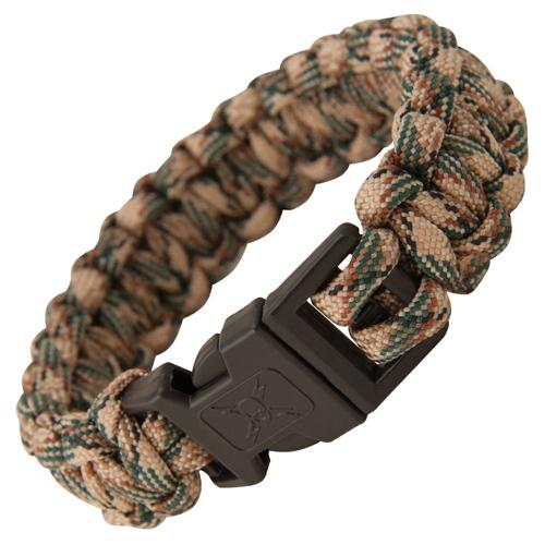 United Cutlery Elite Forces Paracord Bracelet - Tan Camo
