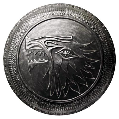 Game of Thrones Collection Stark Shield