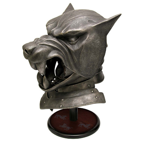 Game of Thrones Collection Hounds Helm