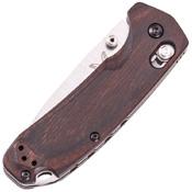 Benchmade Hunt North Fork Folding Knife