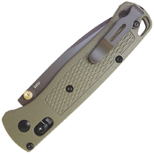 Benchmade Bugout Drop-Point Blade Folding Knife