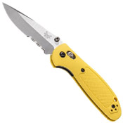 Benchmade Mini Griptilian 556 Glass-Filled Nylon Handle Folding Knife