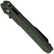 Benchmade Osborne 940 Anodized Aluminum Handle Folding Knife