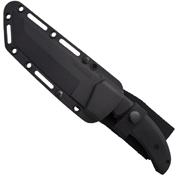 Cold Steel 13T Medium Warcraft Tanto Long G-10 Fixed Blade Knife