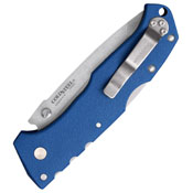 Cold Steel Pro Lite Tanto Folding Knife Blue
