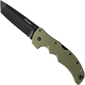 Cold Steel Recon 1 Folding Knife - OD Green