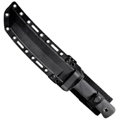 Cold Steel Recon Tanto Fixed Blade Knife Black SK-5