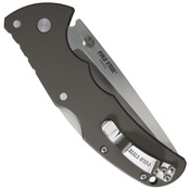 Cold Steel 58TPCTS 4 Tanto Point Full Serrated Folding Knife