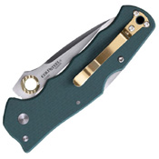 Cold Steel Golden Eye Spear Point EDC Folding Knife