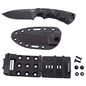 CRKT SIWI Drop Point Fixed Blade Knife