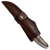 Brow Tine Fixed Blade Hunter Knife