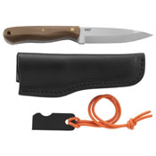 CRKT Saker Plain Edge Fixed Blade Knife