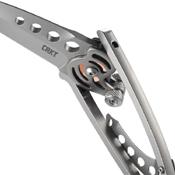CRKT Van Hoy Snap Lock Folder Knife