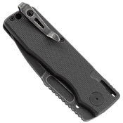 CRKT 6530 Black Liong Mah Journeyer Slip Joint Folding Knife