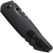 CRKT Fast Lane Stonewash Blade Folding Knife