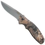 CRKT Ken Onion Shenanigan Camo-Realtree Razor-Sharp Edge Folding Knife