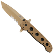 CRKT M16-14DSFG Special Forces Veff Serrated Folding Blade Knife