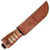 Ka-Bar 2-1215-4 Presentation Usmc Fixed Blade Knife Knife