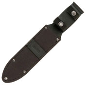 Ka-Bar 2-1271-0 Short Fighting Utility Black Fixed Blade Knife