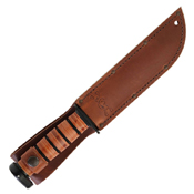 Ka-Bar Dogs Head Fixed Blade Knife 1317