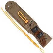 Ka-Bar 2-5601-1 Adventure Baconmaker Fixed Blade Knife