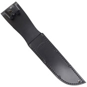 Ka-Bar Black Leather Sheath - 7-Inch