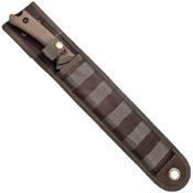 Jarosz Choppa Drop-Point Fixed Blade Knife w/ Sheath